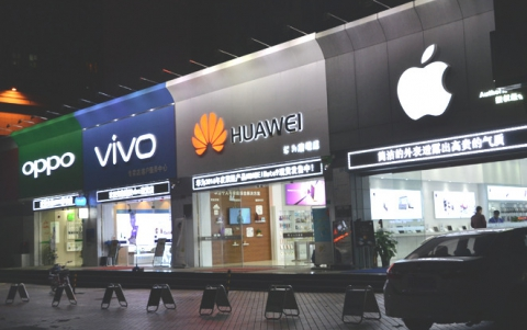 China's Smartphone Market Narrowed its Decline in Q3 2019
