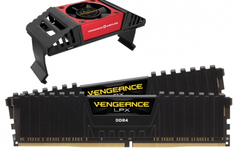 CORSAIR Releases 4,866MHz VENGEANCE LPX DDR4 Memory for 3rd Gen AMD Ryzen Desktop Processors and X570 Motherboards