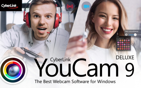 CyberLink Introduces YouCam 9