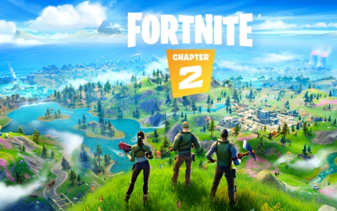 Chapter 2: Fortnite' Back Online With A New Map