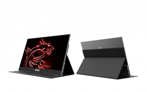 MSI Launches the Optix MAG161V Portable Gaming Monitor