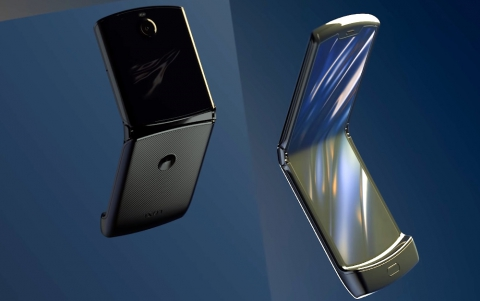 Motorola Razr Foldable Smartphone Coming For $1,500