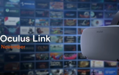Oculus Link Beta Now Available