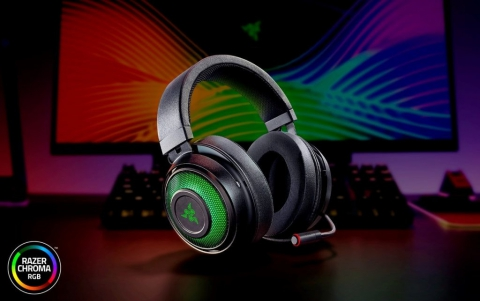 Razer Kraken Ultimate Gaming Headset Released