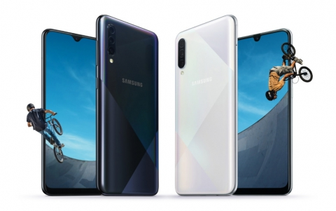 Meet the New Galaxy A50s and A30s
