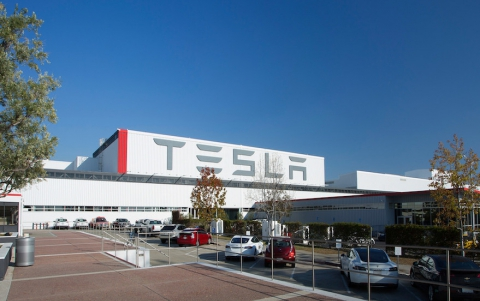 Tesla to Build Factory Near Berlin