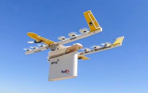 U.K.'s Civil Aviation Authority Mandates Use of Anti-crash Software For Drone Parcel Delivery Operations