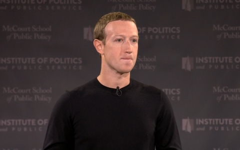 Mark Zuckerberg Stands for Voice and Free Expression, Defended Allowing Politicians to Lie in Ads