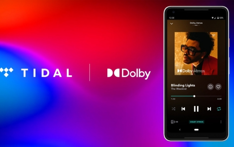 TIDAL and Dolby Are Bringing Dolby Atmos Music to Tidal's HiFi Members
