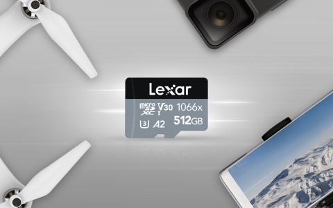 Lexar Announces New Professional 1066x microSD UHS-I Card SILVER Series