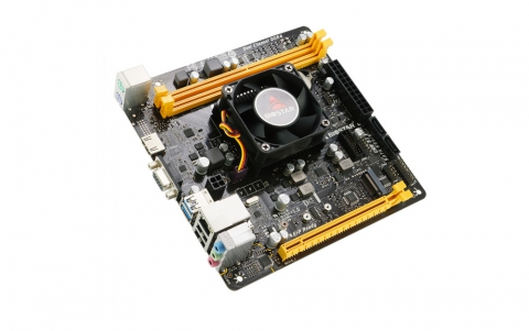 Biostar Releases the A10N-9830E SoC Motherboard For Basic Gaming