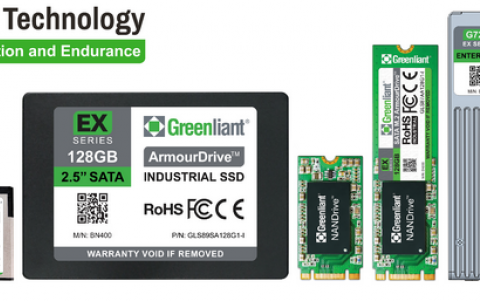 Greenliant's Ultra High Endurance SSDs Support Mission Critical Systems