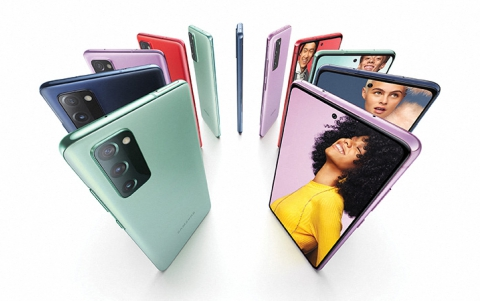 Samsung unveiled the Galaxy S20 Fan Edition (FE)