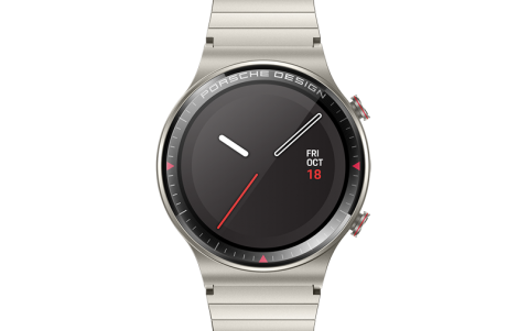 Porsche Design and Huawei Unveil PORSCHE DESIGN HUAWEI WATCH GT 2