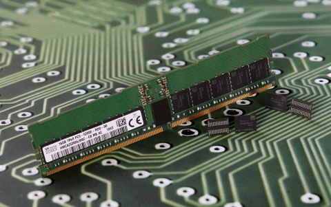 SK hynix to Start Mass Production of DDR5 Memory This Year