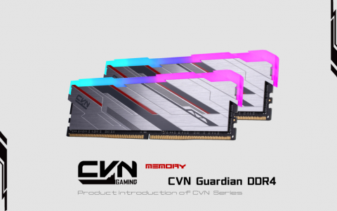 COLORFUL Launches CVN Guardian and WARHALBERD DDR4 Memory Series