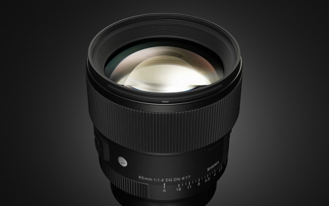 Sigma Releases 85mm f/1.4 DG DN Art Lens for Sony E Mount Mirrorless Cameras