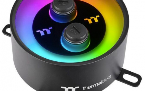 Thermaltake Launches PR32-D5 Plus Reservoir+Pump and Pacific MX1 Plus Water Block
