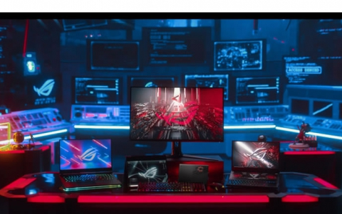 ASUS Republic of Gamers Announces an Astounding Array of Gaming Weaponry at CES 2021