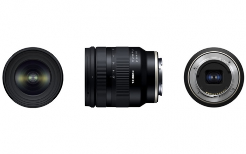 TAMRON announces world's first compact, lightweight F2.8 ultra wide-angle zoom lens for Sony E-mount APS-C mirrorless cameras