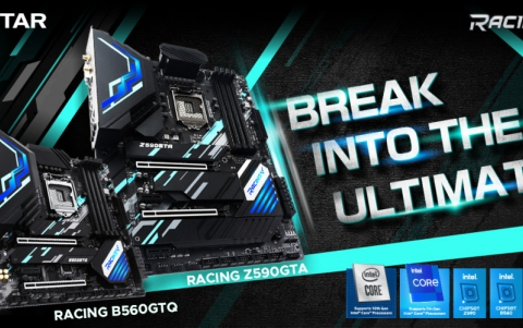 BIOSTAR ANNOUNCES THE NEW RACING Z590GTA AND B560GTQ MOTHERBOARDS