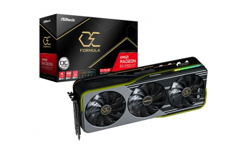 ASRock Launches the Radeon RX 6900 XT OC Formula 16GB Graphics Cards