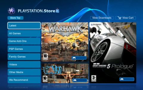 Sony reverses decision to close PS3, Vita game stores