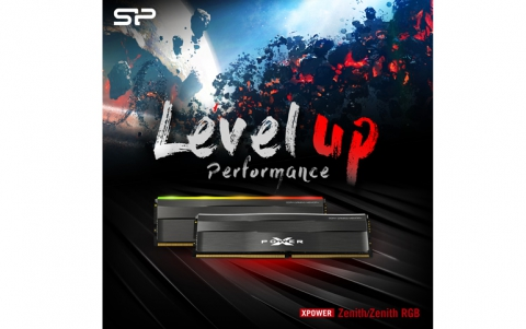 Silicon Power Levels Up Gaming Performance With The XPOWER Zenith DDR4 Series