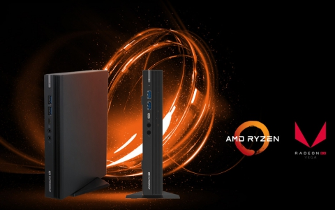 New ECS LIVA A320 Mini PC Comes With AN AMD Ryzen Processor