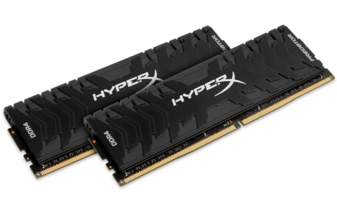 HyperX Adds High Speed Modules to Predator DDR4 Memory Lineup