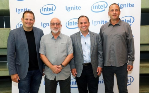 Intel Announces Program for Israeli Startups