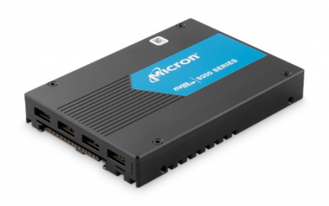 Micron Introduces New Series of NVMe 9300 SSDs for Cloud and Enterprise Markets