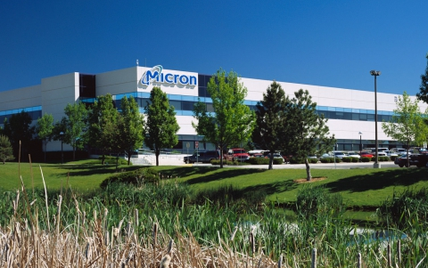 Micron's Second Quarter Results Beat Estimates
