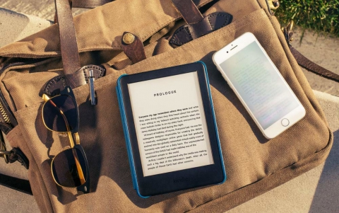 New Amazon Kindle With an Adjustable Front Light Comes for $90