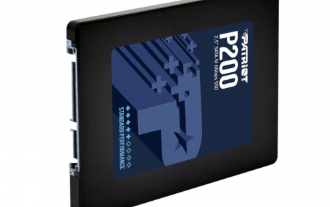 Patriot Launches The P200 Series SATA SSDs