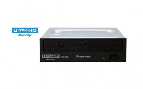 Pioneer BDR-212JBK UHD BD Drive Launches in May