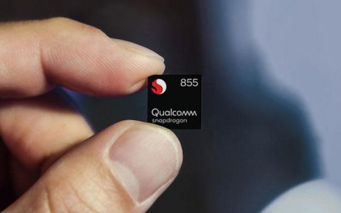 Qualcomm Snapdragon 855  Receives Smart Card Equivalent Security Certification