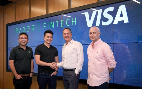 Razer and Visa to Create Virtual Visa Prepaid Solution For Razer Pay e-wallet