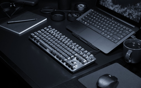 Razer Launches The BlackWidow Lite Mechanical Keyboard