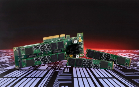 SK hynix Demonstrated Zoned Namespaces SSD Solution For Datacenters