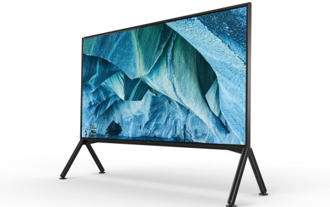 "Sony's 98"" MASTER Series ZG9 8K LED TV Goes on Sale Next Month"