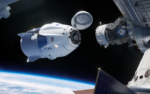 NASA Approves SpaceX's Crew Dragon Flight to Space Station