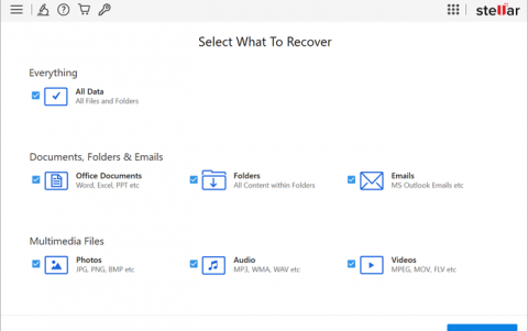 Stellar Data Recovery (Windows Edition)