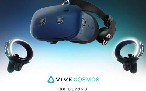 Vive Cosmos VR HMD Launches Q3 2019