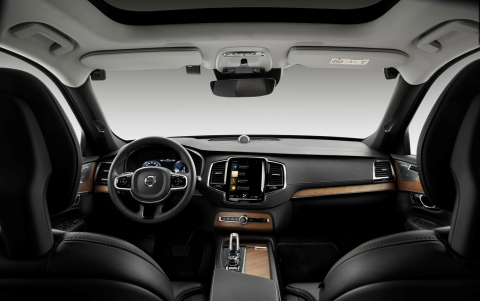 Volvo Cars to Deploy in-car Cameras and Intervention Against Intoxication