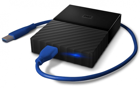 WD My Passport 4TB PS4 HDD