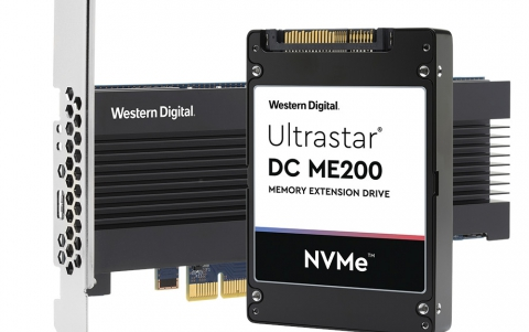 Western Digital Enters In-Memory Computing Segment with Ultrastar Memory Drive