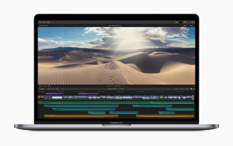 Apple Introduces  8-core MacBook Pro