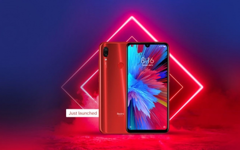 Xiaomi Launches the Redmi Note 7S In India