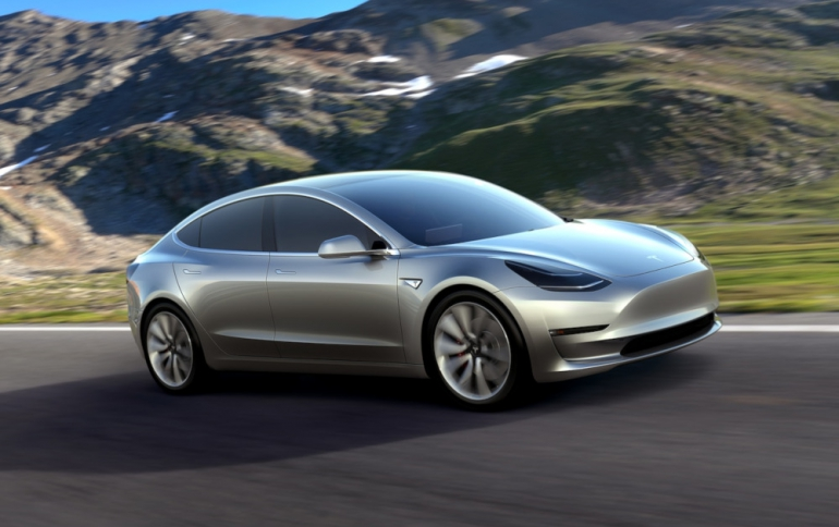 Tesla Promotes China-made Model 3 Through Discounts